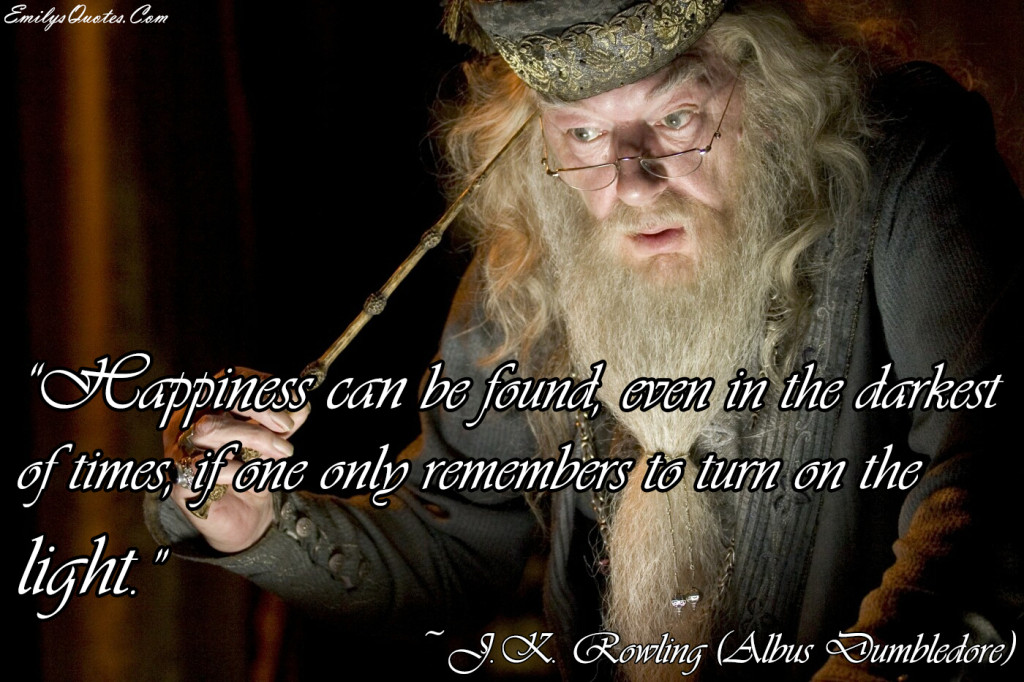 No J.K. Rowling didn't write this quote