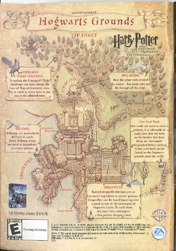 Minecraft Harry Potter Hogwarts Map Ground - independentinstalsea